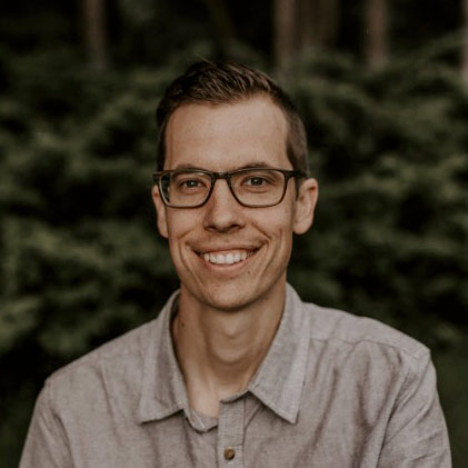 Josiah Bokma is chaplain at Redeemer University College