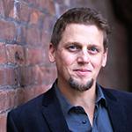 Alumnus Brent van Staalduinen, winner of the 2015 Bristol Prize
