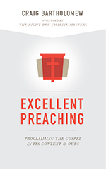 Cover of Excellent Preaching by Craig Bartholomew