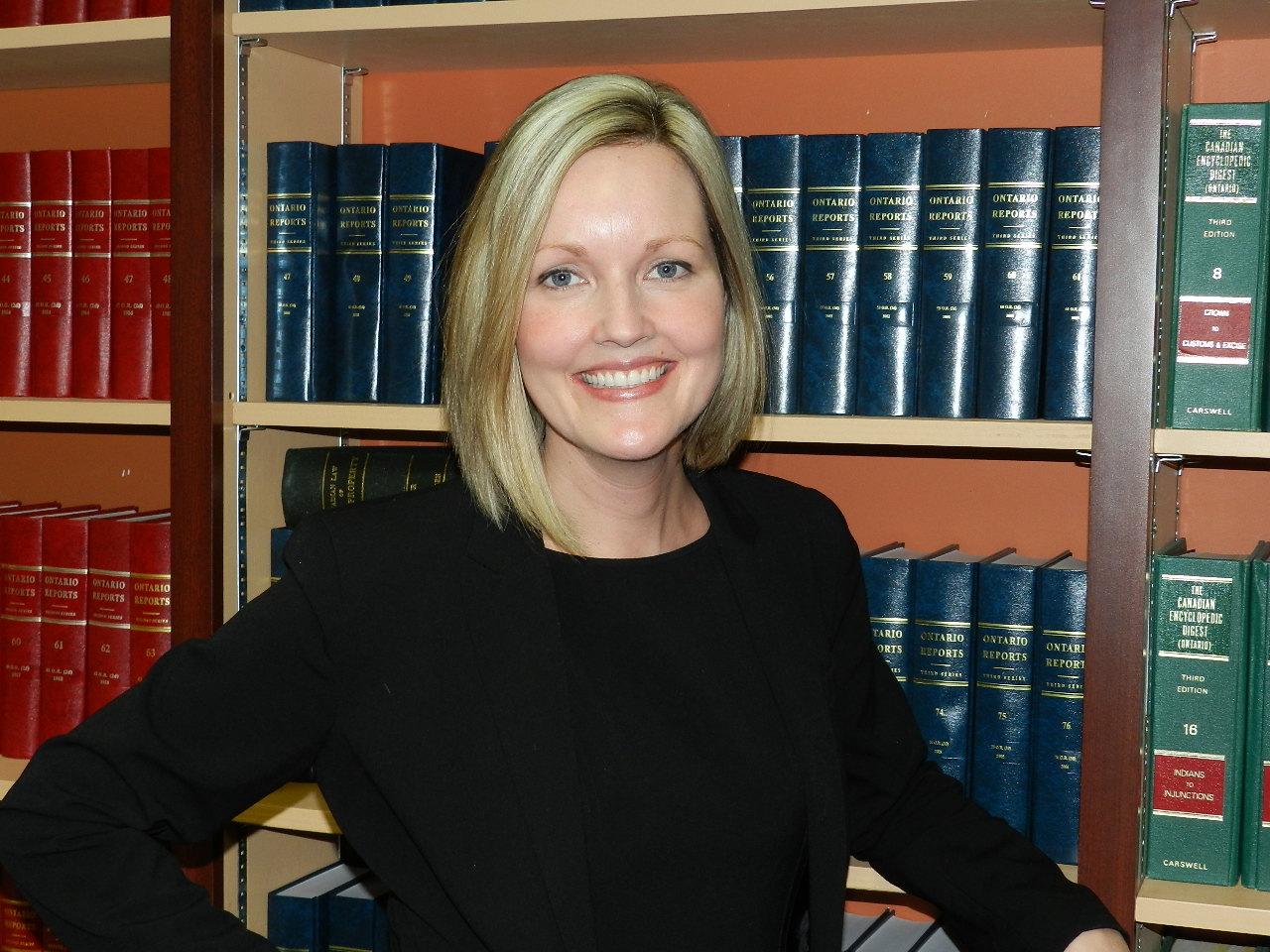 Heidi Ellens De Vries.