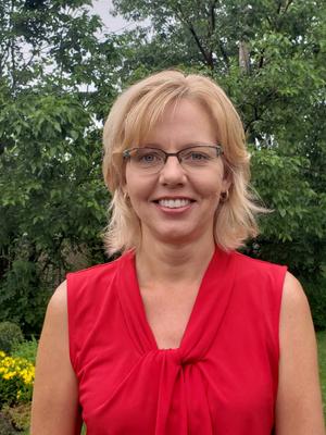 Dr. Karen Dieleman, dean of humanities at Redeemer