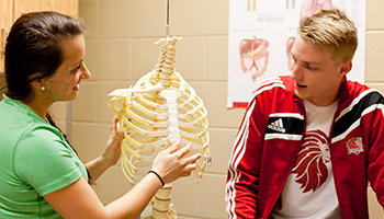 kinesiology-students